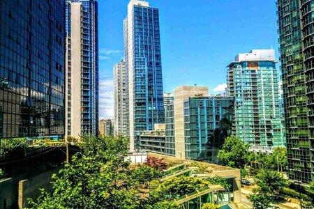 R2179932 - 702 1328 W PENDER STREET, Coal Harbour, Vancouver, BC - Apartment Unit