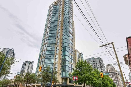 R2180220 - 406 1155 HOMER STREET, Yaletown, Vancouver, BC - Apartment Unit
