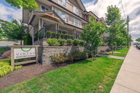 R2180260 - 20 20187 68 AVENUE, Willoughby Heights, Langley, BC - Townhouse