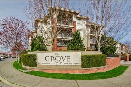 R2180325 - A410 8929 202 STREET, Walnut Grove, Langley, BC - Apartment Unit