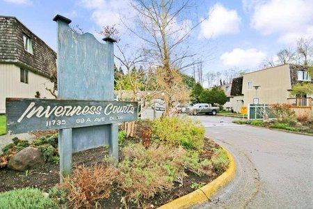 R2180548 - 8 11735 89A AVENUE, Annieville, Delta, BC - Townhouse