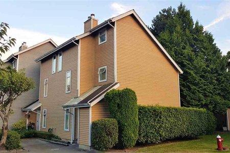 R2180550 - 15 7400 MINORU BOULEVARD, Brighouse South, Richmond, BC - Townhouse