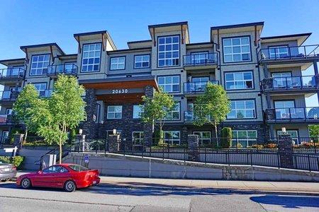 R2180733 - 304 20630 DOUGLAS CRESCENT, Langley City, Langley, BC - Apartment Unit