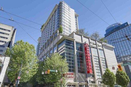 R2180742 - 1413 938 SMITHE STREET, Downtown VW, Vancouver, BC - Apartment Unit