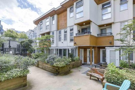 R2180771 - 23 638 W 6TH AVENUE, Fairview VW, Vancouver, BC - Apartment Unit