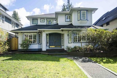 R2180924 - 5830 ALMA STREET, Southlands, Vancouver, BC - House/Single Family