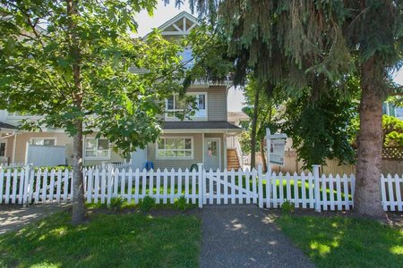 R2180942 - 1 5255 201A STREET, Langley City, Langley, BC - Townhouse