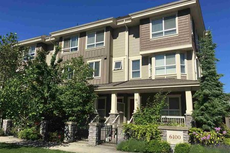 R2181151 - 17 6100 ALDER STREET, McLennan North, Richmond, BC - Townhouse