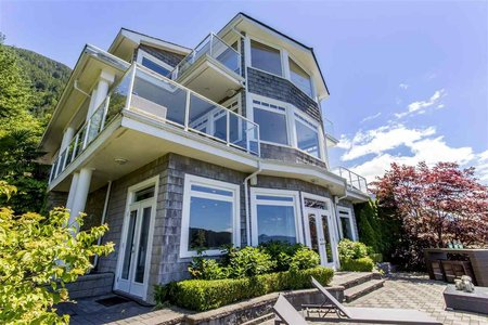 R2181314 - 1 OCEAN POINT DRIVE, Howe Sound, West Vancouver, BC - House/Single Family