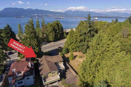 R2181326 - 4422 NW MARINE DRIVE, Point Grey, Vancouver, BC - House/Single Family