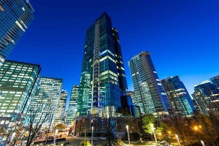 R2181451 - 2301 277 THURLOW STREET, Coal Harbour, Vancouver, BC - Apartment Unit