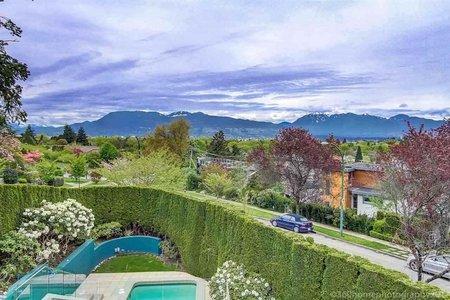 R2181490 - 3508 BLENHEIM STREET, Dunbar, Vancouver, BC - House/Single Family