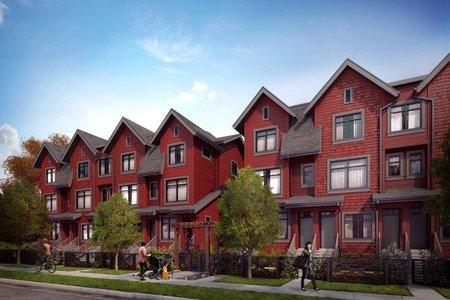 R2181516 - 5795 WALES STREET, Killarney VE, Vancouver, BC - Townhouse