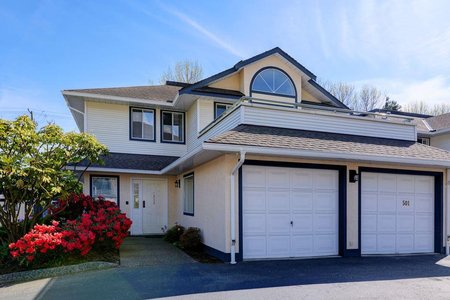 R2181580 - 502 19645 64 AVENUE, Willoughby Heights, Langley, BC - Townhouse