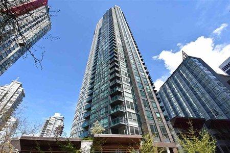 R2181713 - 3704 1189 MELVILLE STREET, Coal Harbour, Vancouver, BC - Apartment Unit