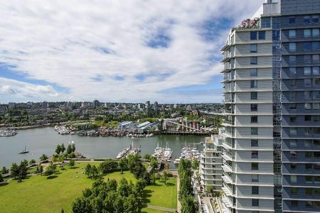 R2181831 - 2102 583 BEACH CRESCENT, Yaletown, Vancouver, BC - Apartment Unit