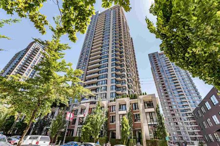 R2181999 - 2308 928 HOMER STREET, Yaletown, Vancouver, BC - Apartment Unit