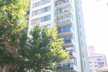 R2182015 - 702 1534 HARWOOD STREET, West End VW, Vancouver, BC - Apartment Unit