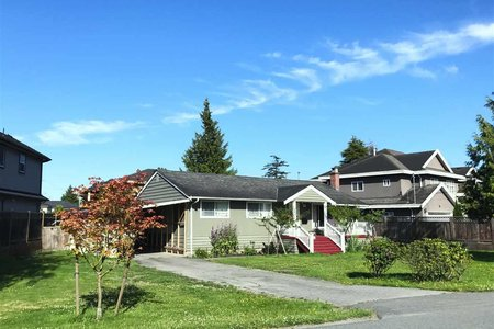 R2182383 - 10320 ARAGON ROAD, McNair, Richmond, BC - House/Single Family