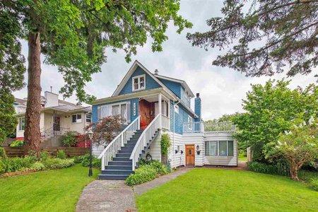 R2182706 - 1444 E 30TH AVENUE, Knight, Vancouver, BC - House/Single Family