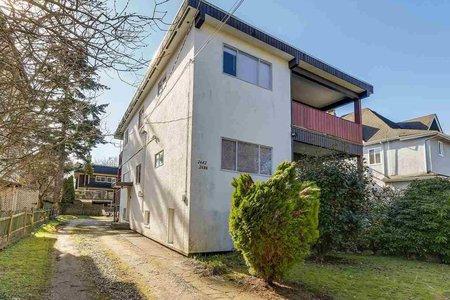 R2183283 - 2482 W 7TH AVENUE, Kitsilano, Vancouver, BC - House/Single Family