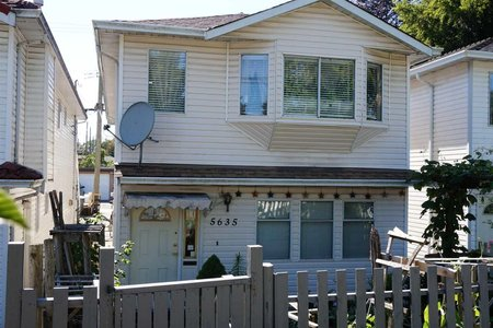 R2183317 - 5635 MAIN STREET, Main, Vancouver, BC - House/Single Family