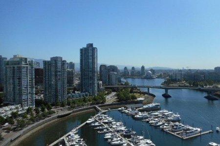 R2183510 - 2202 1228 MARINASIDE CRESCENT, Yaletown, Vancouver, BC - Apartment Unit