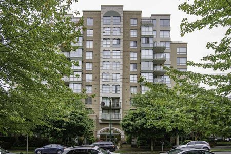 R2183668 - 707 2288 PINE STREET, Fairview VW, Vancouver, BC - Apartment Unit