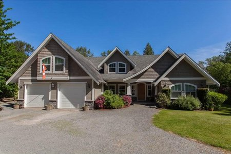 R2183782 - 5909 BEATTY ROAD, Bradner, Abbotsford, BC - House with Acreage