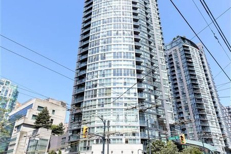 R2183897 - 202 1199 SEYMOUR STREET, Downtown VW, Vancouver, BC - Apartment Unit