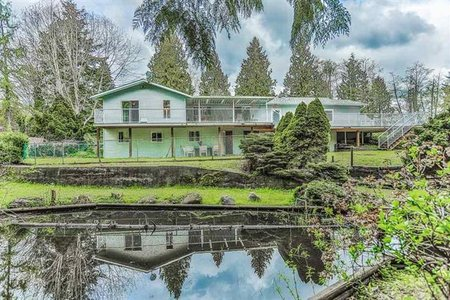 R2183956 - 26022 60 AVENUE, County Line Glen Valley, Langley, BC - House with Acreage