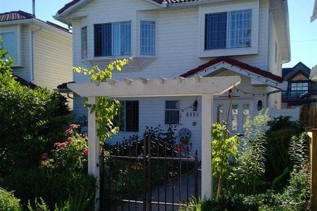 R2184080 - 6493 SOPHIA STREET, Main, Vancouver, BC - House/Single Family