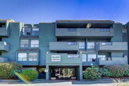 R2184325 - 307 8600 ACKROYD ROAD, Brighouse, Richmond, BC - Apartment Unit
