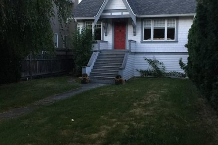 R2184509 - 2956 WATERLOO STREET, Kitsilano, Vancouver, BC - House/Single Family