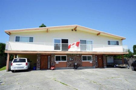 R2184667 - 9651 9671 SEAGRAVE ROAD, Ironwood, Richmond, BC - Duplex