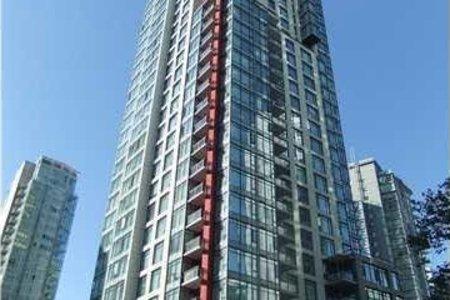 R2184806 - 3702 1211 MELVILLE STREET, Coal Harbour, Vancouver, BC - Apartment Unit