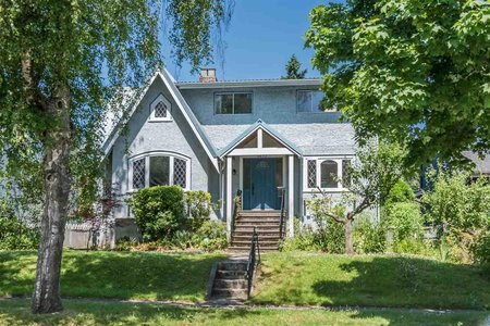 R2185112 - 4673 W 8TH AVENUE, Point Grey, Vancouver, BC - House/Single Family