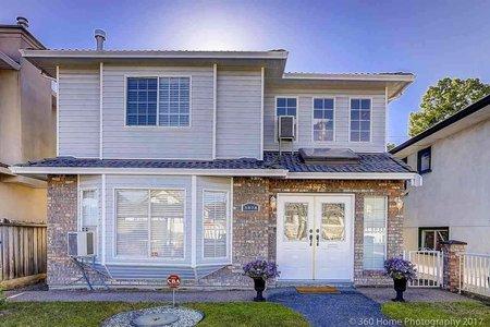R2185486 - 3878 VICTORIA DRIVE, Victoria VE, Vancouver, BC - House/Single Family