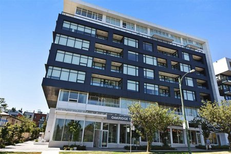 R2185695 - 805 6383 CAMBIE STREET, Oakridge VW, Vancouver, BC - Apartment Unit