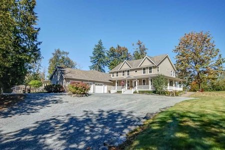 R2185699 - 26769 64 AVENUE, County Line Glen Valley, Langley, BC - House with Acreage