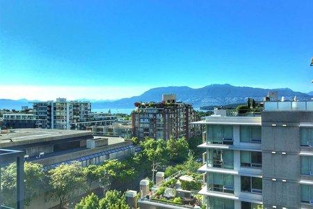 R2185933 - 806 1690 W 8TH AVENUE, Fairview VW, Vancouver, BC - Apartment Unit