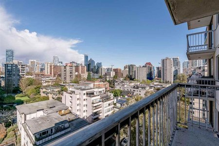 R2185943 - 1204 1146 HARWOOD STREET, West End VW, Vancouver, BC - Apartment Unit