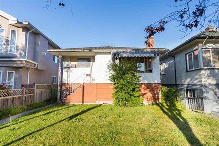 R2186018 - 5064 GLADSTONE STREET, Victoria VE, Vancouver, BC - House/Single Family