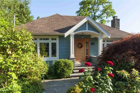 R2186042 - 1074 FULTON AVENUE, Sentinel Hill, West Vancouver, BC - House/Single Family
