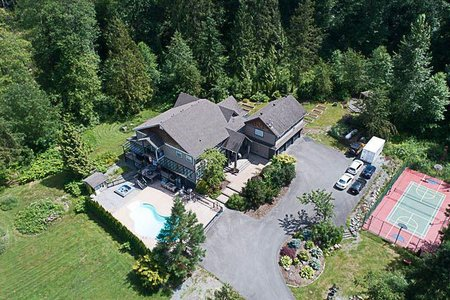 R2186111 - 8476 240 STREET, County Line Glen Valley, Langley, BC - House with Acreage