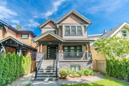 R2186204 - 2811 W 12TH AVENUE, Kitsilano, Vancouver, BC - House/Single Family