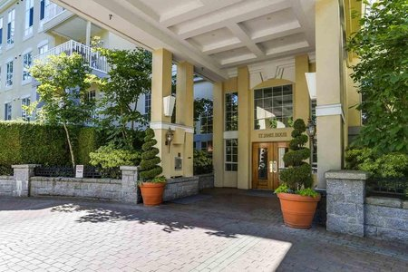 R2186243 - 111 5835 HAMPTON PLACE, University VW, Vancouver, BC - Apartment Unit