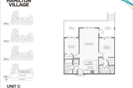 R2186415 - 102 23233 GILLEY ROAD, East Richmond, Richmond, BC - Apartment Unit