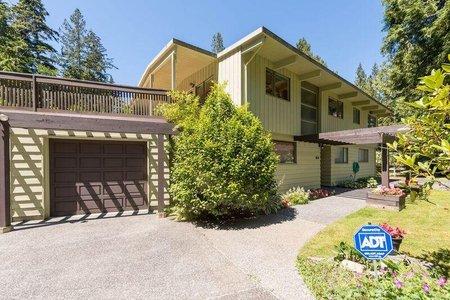 R2186461 - 4915 BEACON LANE, Caulfeild, West Vancouver, BC - House/Single Family