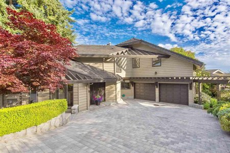 R2186655 - 5872 FALCON ROAD, Eagleridge, West Vancouver, BC - House/Single Family